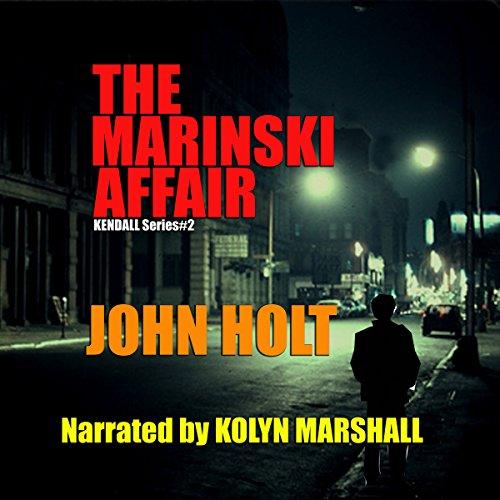 The Marinski Affair audiobook cover art