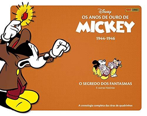 Os Anos De Ouro De Mickey: O Segredo Dos Fantasmas
