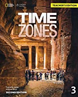 Time Zones 2nd Edition 3 Teacher's Edition