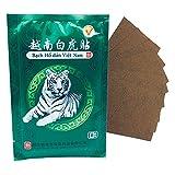 HELLOYOUNG 80 pezzi/lottp Balsamo di tigre bianca Macchia per alleviare Muscolo collo spalla/vita/massaggiatore articolare Unguenti per intonaco medico