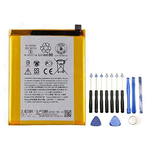 EspaceCyber® Akku B2Q5W100 für HTC Desire 12 Plus Desire 12+ + Werkzeugset 13-teilig