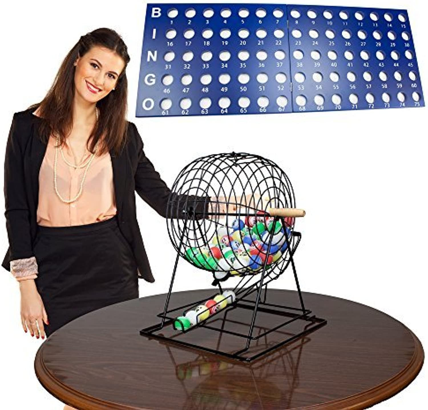 Royal Bingo Supplies Professional Bingo Set by Royal Bingo Supplies