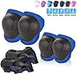 BOSONER Kids/Youth Knee Pad Elbow Pads Guards Protective Gear Set for...