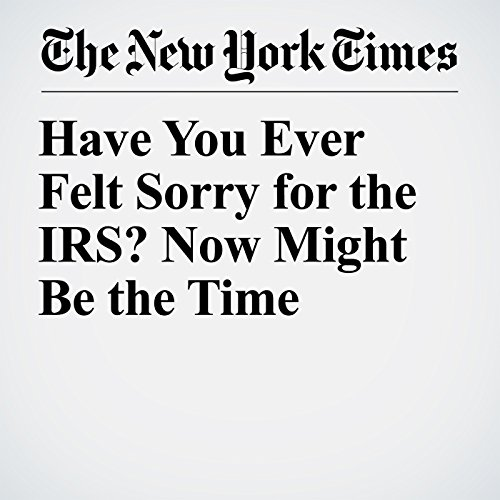 Have You Ever Felt Sorry for the IRS? Now Might Be the Time copertina