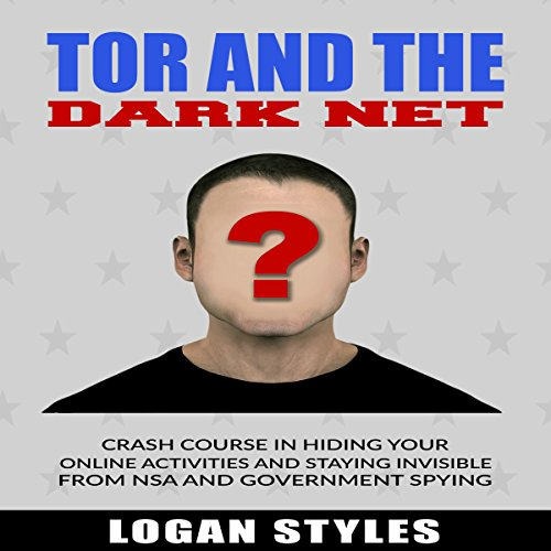 Tor and the Dark Net audiobook cover art