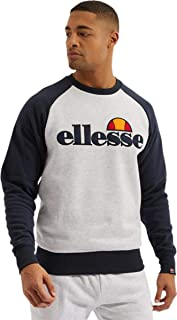 ellesse Men's Triviamo Sweatshirt, White