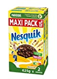 Cereales Nestlé Nesquik - 2 paquetes de 625 g