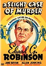 1938 A Slight Case of Murder 27 x 40 inches Style B Movie Poster