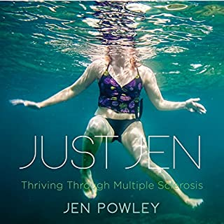Just Jen audiobook cover art