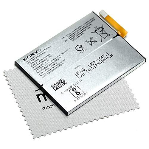 Akku für Sony Original 1307-1547 für Sony Xperia XA1, Xperia XA1 Dual mit mungoo Displayputztuch