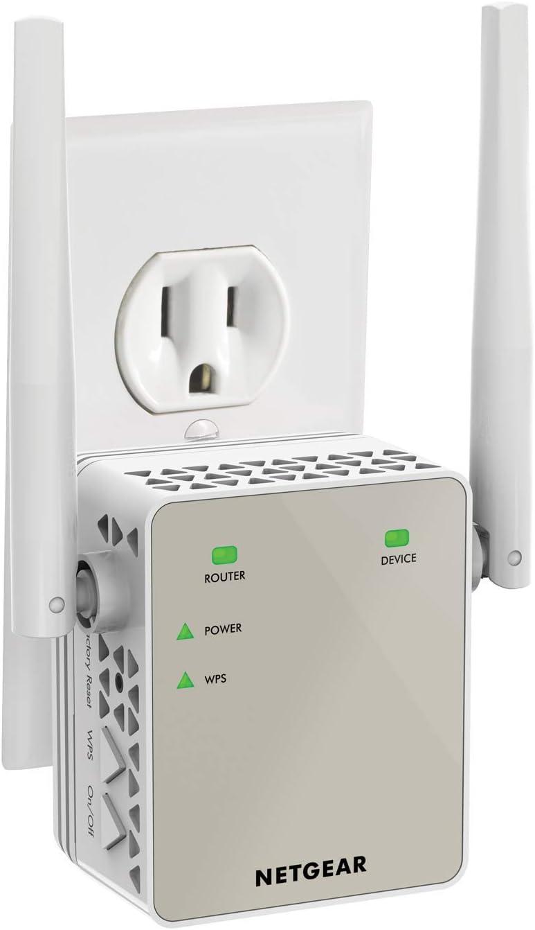 netgear ex6120 wifi extender for optimum internet