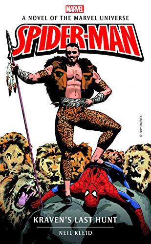 Marvel Novels - Spider-Man: Kraven's Last Hunt: 8