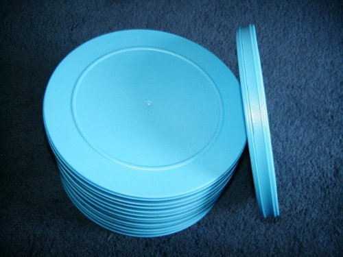 8mm or Super 8mm Movie Film Storage Can - 400 Ft.