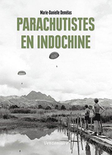 Parachutistes en Indochine
