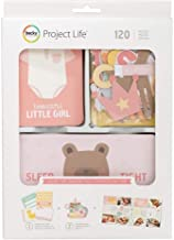 Project Life Kit Value Kits-Lullaby Girl (120 Piece)