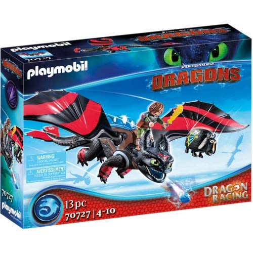 Dragon Racing: Krokmou et Harold