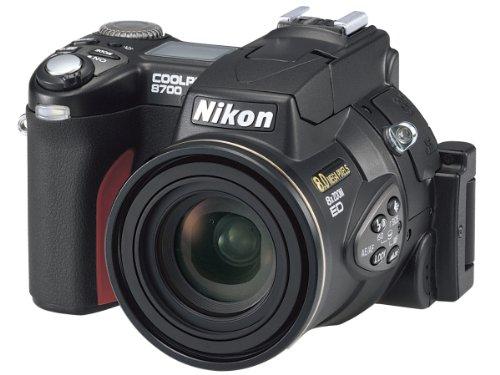 Nikon Coolpix 8700 Digitalkamera (8,0 Megapixel)
