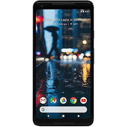 Google Pixel 2 XL (18:9 Display, 128 GB) Just Black