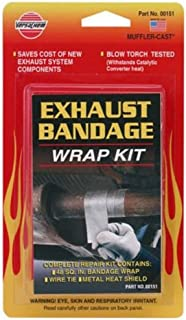 Exhaust Bandage Wrap Kit