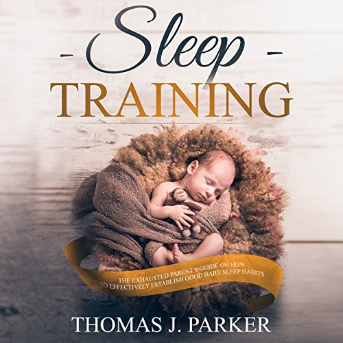 Sleep Training audiobook cover art