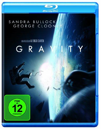 Gravity [Blu-ray]