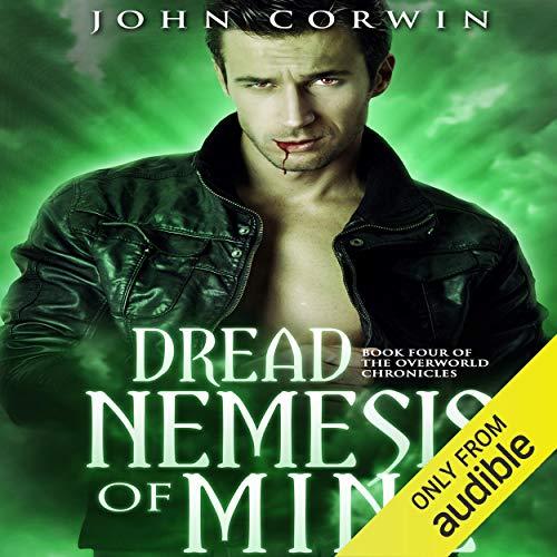 Couverture de Dread Nemesis of Mine