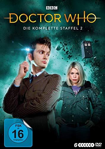 Doctor Who - Die komplette Staffel 2 [6 DVDs]