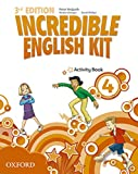 Incredible English Kit 4: Activity Book 3rd Edition (Incredible English Kit Third Edition) - 9780194443708