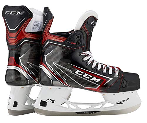 CCM Jetspeed FT490 Senior D6.5 Ice Hockey Skates