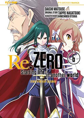 Re: zero. Starting life in another world. Truth of zero: 6