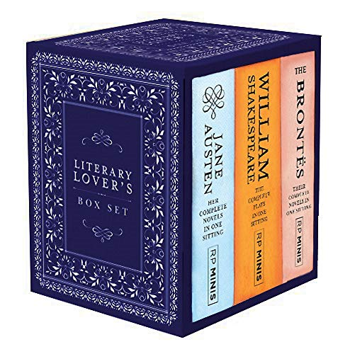 Literary Lover's Box Set (RP Minis)