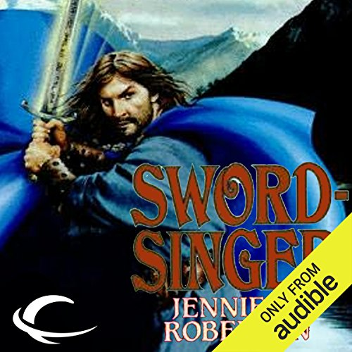Sword-Singer audiobook cover art