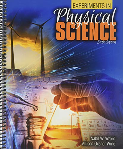 Download Experiments in Physical Science 1524981974