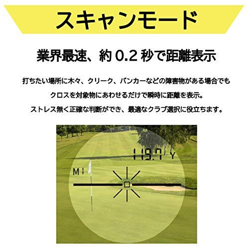 ゴルフ全米で大ヒットレーザー距離計距離測定器tectectecULTX800テックテックテック