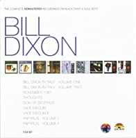 Bill Dixon - Complete Recordings on Black Saint & Soul Note by Bill Dixon (2011-12-13)