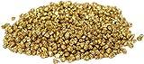 HEKU 30332-24: Deko-Granulat Gold, 750g, in wiederverschließbarer Dose, 750 Gramm