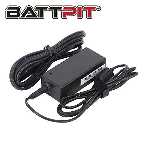 BattPit 36W Laptop Netzteil Ladegerät für Asus Eee PC 900 900A 900HA 900HD 900SD 901 904 1000H 1000HA 1000HD 1002HA 1102HA 1106HA 1108HA 1110HA S101 S101X S121 T101MT mit Netzkabel - [12V 3A]