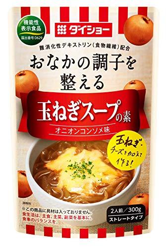 ダイショー 食品 玉ねぎスープの素 オニオンコンソメ味 300g×5個