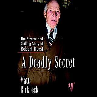 A Deadly Secret audiobook cover art