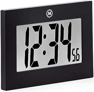 double sided digital clock
