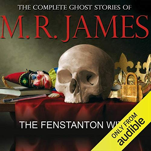 The Fenstanton Witch cover art