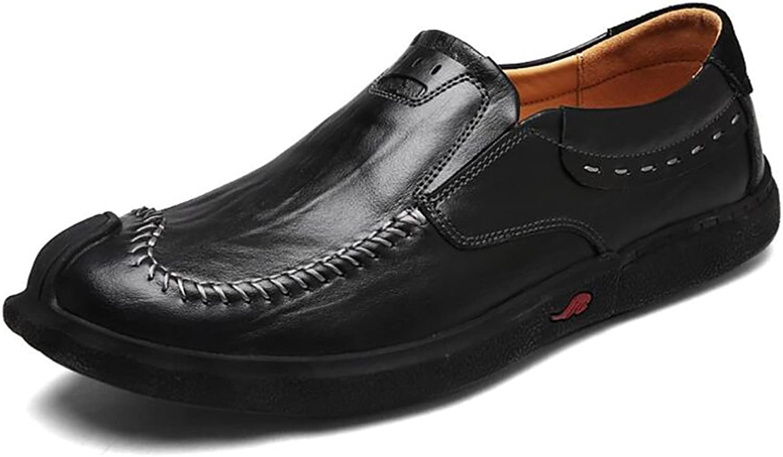 XUE 2018 Herrenschuhe Leder Frühling Herbst Komfort Sportschuhe Loafers & Slip-Ons Fahren Schuhe Wanderschuhe Casual Outdoor Sport