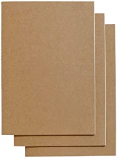 Paperchase Kraft Exercise Books (Plain)