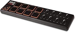 Akai Professional LPD8 | کنترل کننده فوق العاده قابل حمل USB Drum Pad MIDI برای لپ تاپ ها (8 پد / 8 دستگیره)