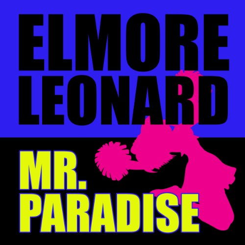 Mr Paradise audiobook cover art
