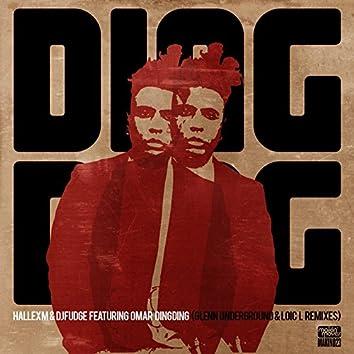 Ding Ding (Glenn Underground & Loic L Remixes) [feat. Omar]