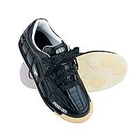 (ABS) ボウリングシューズ NV-3 ブラック・ブラック 23.5cm 右投げ 【ボウリング用品 靴】