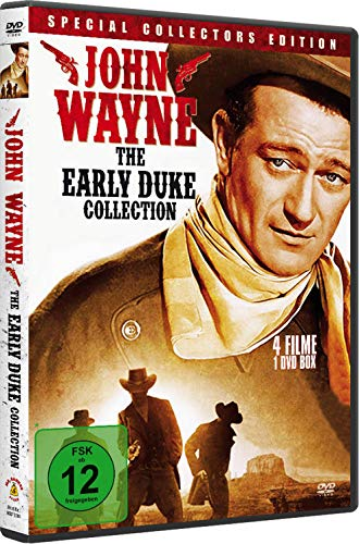 John Wayne - The Early Duke Collection [Limited Edition]