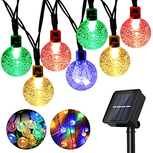 (50% OFF) Solar String Lights $8.50 – Coupon Code