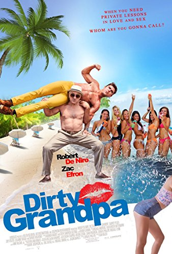 Dirty Grandpa Movie Poster 70 X 45 cm